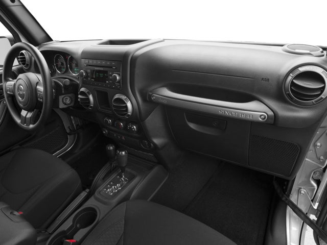 2016 Jeep Wrangler Sport In Tucson Az Jim Click Kia